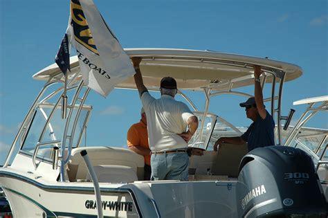 Boat Show Vero Beach by Vero Boat Show Coastal Angler The Angler Magazine
