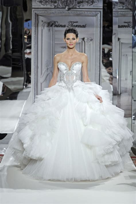 Pnina Tornai For Kleinfeld 2014 Wedding Dresses  Weddingbells. Simple Wedding Dresses Non Traditional. Backless Wedding Dresses With Bling. Ivory Wedding Dress Bhs. Winter Wedding Gown Designers. Casual Summer Wedding Dress Ideas. Elegant Colored Wedding Dresses. Famous Wedding Dress Shops. The Knot Winter Wedding Dresses
