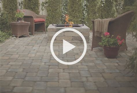 Patio Materials Home Depot by Buying Guide Pavers At The Home Depot