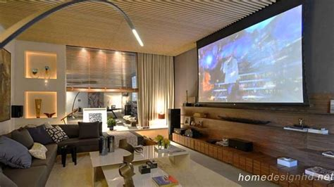 Great Home Theater Living Room Ideas