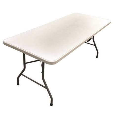 6 rectangular banquet resin table at menards 174