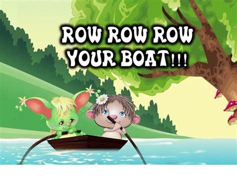 Youtube Row Your Boat Nursery Rhyme by Row Row Row Your Boat Nursery Rhyme Youtube