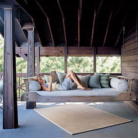 front porch swing plans photo gallery dishfunctional designs this ain t yer s porch