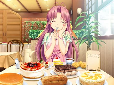 eat the cake anime tea wallpaper 1600x1200 wallpoper 376017