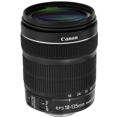canon ef s 18 135mm f 3 5 5 6 is stm lens 6097b002 b h photo