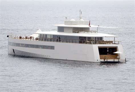 Steve Jobs Boat photos of late apple ceo steve jobs luxury yacht venus time
