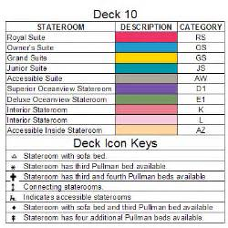 navigator of the seas deck 10 plan