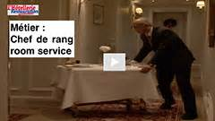m 233 tier chef de rang room service