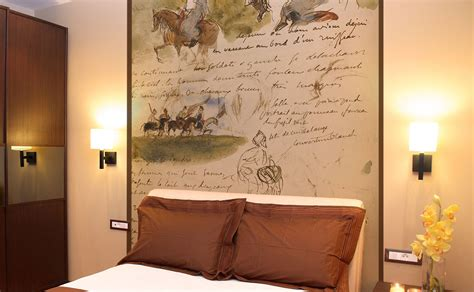 bed wallpaper papiers de