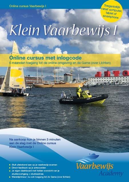 Vaarbewijs Rotterdam by Klein Vaarbewijs I Online Cursus Bas Henrichs Thom Hoff