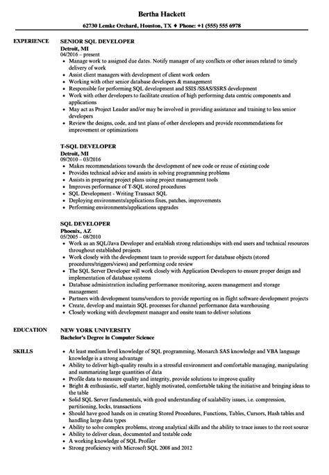 Sql Developer Resume Samples  Velvet Jobs. Free Printable Schedule Template. The Best Cover Letter For Job Application Template. Weight Loss Spreadsheet Template Excel Template. Check Stub Template Free. Leadership Development Plan Example Template. Interview Question Why This Company Template. Job Application Cover Letter Samples Template. Weekly Time Cards Templates