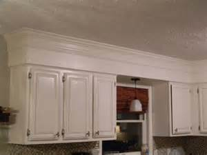 ideas to cover kitchen soffit kitchen soffit molding hide soffit above kitchen cabinets by