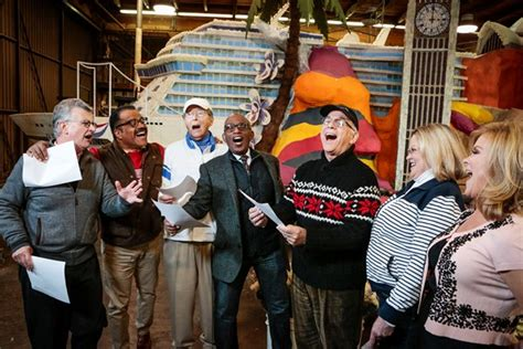 Who Sings Love Boat Theme Song by Original Cast Of The Love Boat Reunites To Decorate