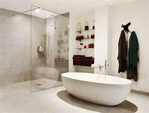 Dusche Neben Badewanne : duschboard individuell ebenerdig befliesbar ~ Markanthonyermac.com Haus und Dekorationen