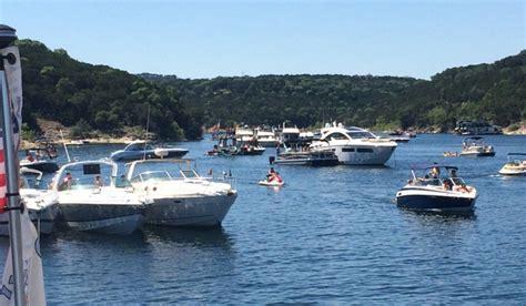 Lake Austin Boat Tours by Tours Good Time Tours