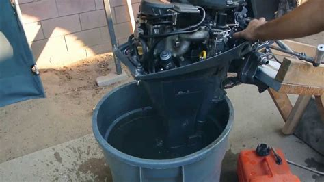 Yamaha Outboard Motor Videos by Yamaha 9 9hp Outboard Motor Electric Start Youtube