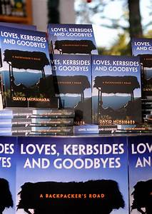 """Loves, Kerbsides & Goodbyes"" Official Book Launch - David ..."