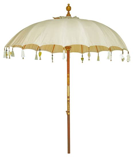 pearl garden umbrella by indian garden company notonthehighstreet