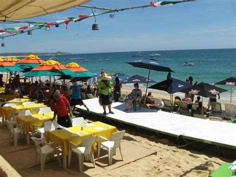 foto de mango deck restaurant bar club cabo san