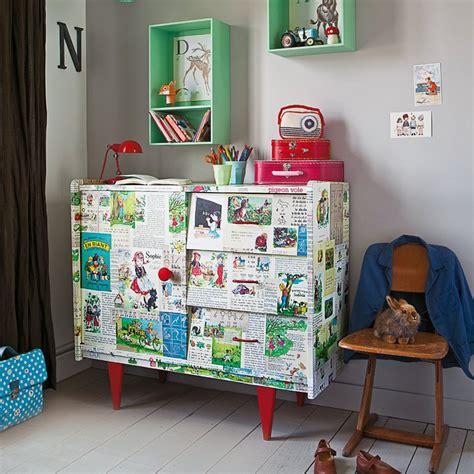 Un Meuble Recouvert D'images Pour Enfant  Marie Claire