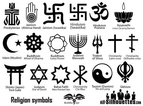 Religion Symbols Vector 123freevectors