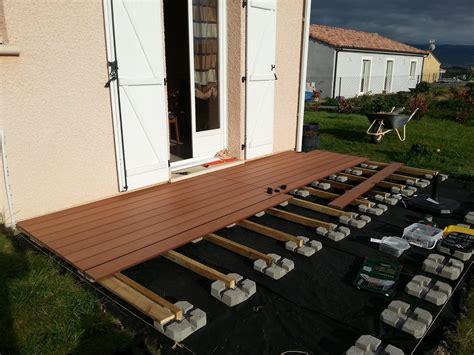 comment poser des lames de terrasse bois