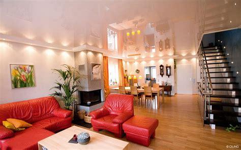 Decke Mit Stoff Abhängen  Home Image Ideen