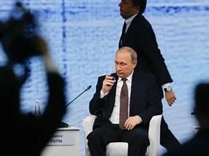 Talk with Vladimir Putin at St Petersburg International ...
