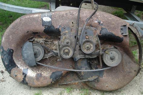 b s motorsports llc craftsman lt1000 ride mower