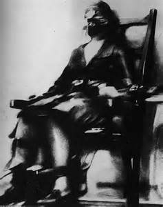 1928 electric chair execution of ruth snyder the second to be executed in sing sing