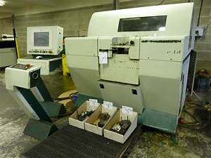 BLM Astele All Electric CNC Tube Form Ending Machine