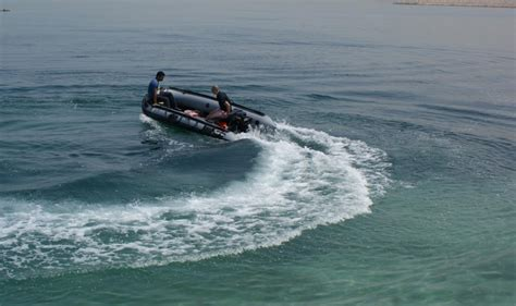 Inflatable Boats Heavy Duty by Heavy Duty Inflatable Boats On Their Way To A Casino