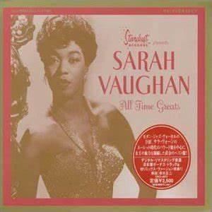 Sarah Vaughan - All Time Greats - Amazon.com Music