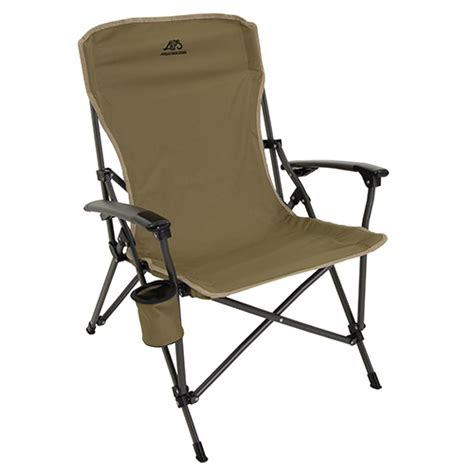 alps mountaineering 8151115 leisure chair khaki 703438815115