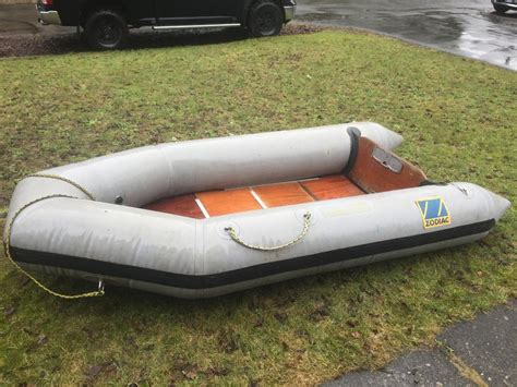 Inflatable Boats Kamloops by 10ft Zodiac Inflatable Boat West Shore Langford Colwood
