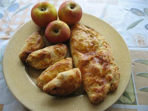 chaussons aux pommes caram 233 lis 233 es avec p 226 te feuillet 233 e maison blogs de cuisine