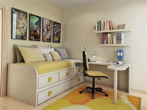 40 Amazing Teenage Bedroom Layouts  Interior God