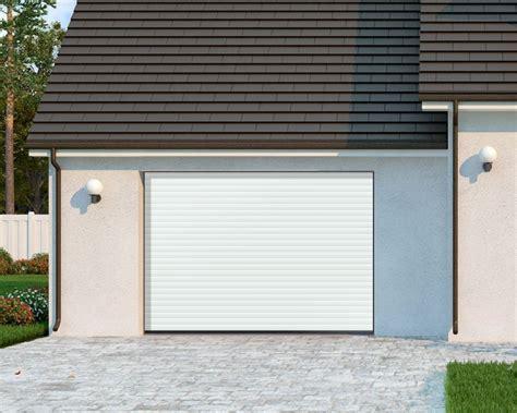 porte de garage enroulable porte de garage pose de porte de garage enroulable installation de