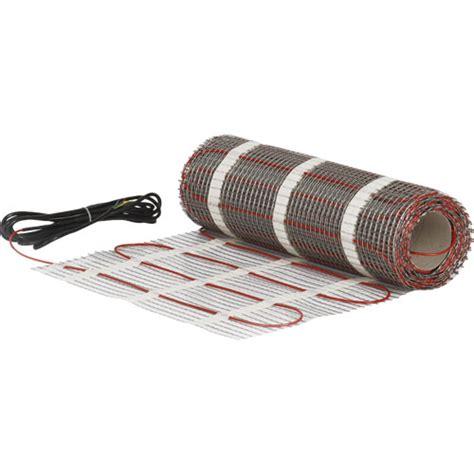 installer un chauffage au sol 233 lectrique conseils et astuces bricolage d 233 coration maison