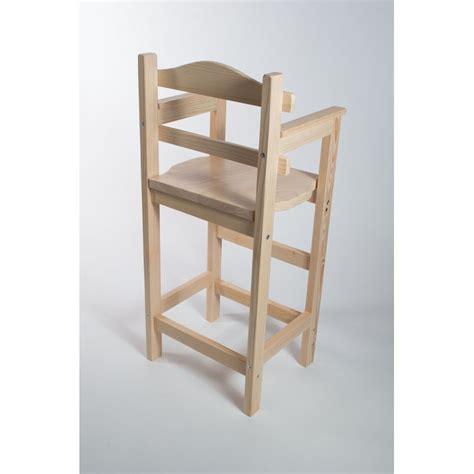 chaise haute en bois quot sagard quot au coeur 2