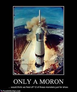 Fake Moon Landing?