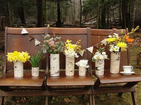 wedding vases decoration