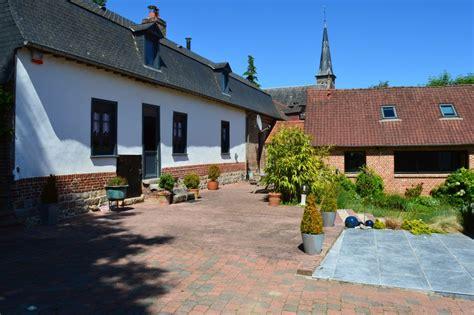 maison 224 vendre en picardie somme raincheval magnifique corps de ferme r 233 nov 233 avec 4 chambres