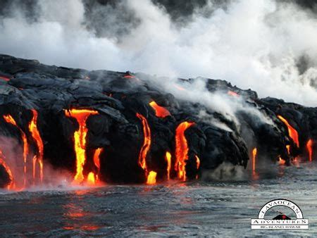 Private Lava Boat Tours Hawaii by Lava Ocean Adventures Offers You The Finest Big Island