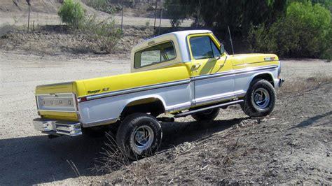 1972 ford f100 ranger xlt 390 ci 4 speed mecum auctions
