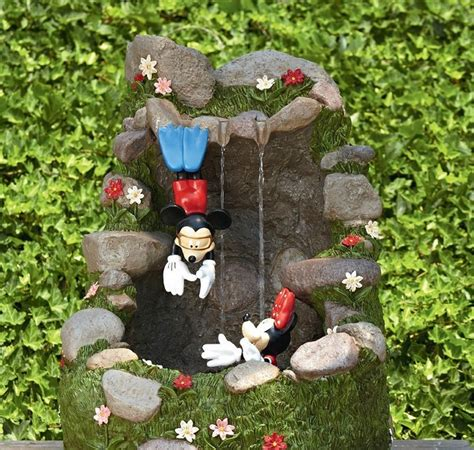 disney garden decor uk home inspirations