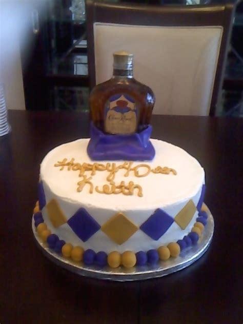 crown royal cake crown royal cake for cale tonys 40th birthday