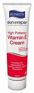 Rosken Skin Repair High Potency Vitamin E Cream Reviews ...