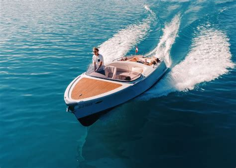 Motorboot Leihen Starnberger See by Marian Elektroboot Laguna 760 Gastl Boote