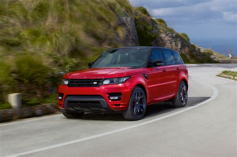 2016 land rover range rover sport reviews and rating